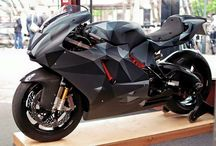 Stealth Motorcycle