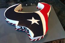 Alans Texans Camo Birthday