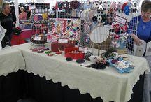 Art Fair and Craft Festival Displays