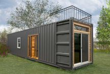 Kit and container homes