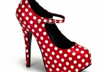 Shoes / Scarpette di cristallo