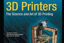 3D printing books