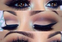 Make up for brown eyes❤️❤️