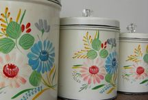 Tins & Canisters