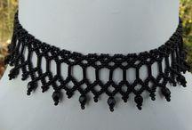 gothic necklass