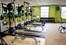Perform Better Facility Design / From start to finish, we have extensive experience in the design and layout of large training facilities, college and high school gyms & smaller personal training studios. / by Perform Better