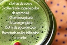 Sucos e Smoothies