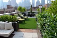 Co-op, condo terrace
