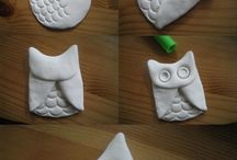 Polymer clay crafts