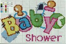 Machine Embroidery- X Stitch