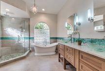 Coastal Retreat Bathroom