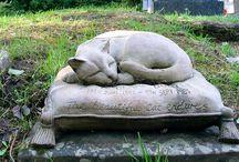 A grave tribute