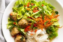 Asian Inspired Dishes
