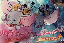 Dulces en Disney World
