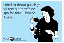 Throat Punch Thursday / by Rhonda Kuypers