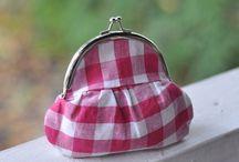 Hand made purses-bags