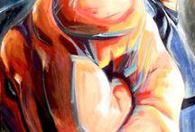 AP STUDIO ART / Advanced Placement Studio Art - Student work