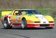 Corvette C4 race