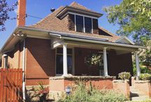 Classic Denver Homes / Here are some of the traditional architectural styles that you see from homes in Denver's most popular neighborhoods.