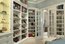 Dream Closet & Accessories  / by Jessi Udelhofen