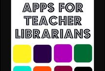 Repins - Teacher Librarians / by Achala Munigal