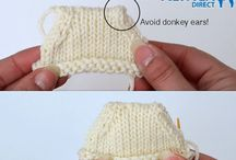 Knitting tricks