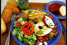 GOOD EATS / Good eats along the way..