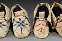 Native American Footwear