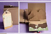 Pop up book / by Tina Takerngpol