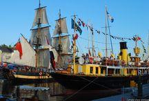 Evènements en Bretagne / Tous les événements (maritimes, agricoles, musicales...)  à retrouver en Bretagne tout au long de l'année !