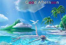 Pomeriggio/Good Afternoon