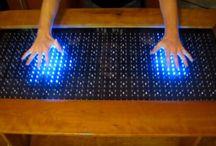 arduino led tavolo