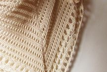 Whirl shawls