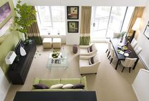 great room layout