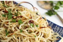 Spiralised veg recipes