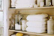 Organized and Clean / For more decorating ideas stop by: http://www.decorating-ideas-made-easy.com / by Jennifer Decorates
