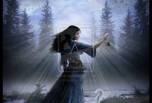 Octavia Vulpa & Dark Heresy