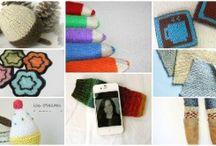 knitting odds & ends