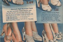 Historical: Shoes