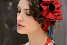 hats and hair pieces