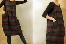 vestidos lã
