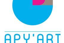 Peinture APY'ART / Peinture pour artiste et fresquiste