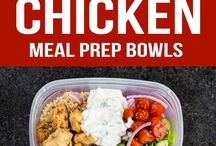 Lunch meal prep