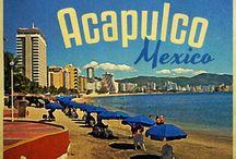 Acapulco Vintage / by Camila Cagliolo