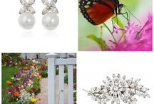 The Garden Wedding / If you're going for the perfect blend of rural charm and quaint elegance with a garden or farm wedding, this is the board for you! Stay tuned for bridal jewelry ideas to match your special day from Thomas Laine.