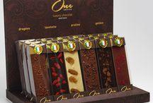 Espositori cioccolato