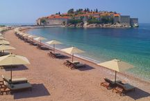Aman Sveti Stefan / A charmed coastal village resort in Montenegro with 15th-century architecture and an expansive forested estate.