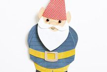 No Place Like Gnome / All things Gnome / by Christina Connolly