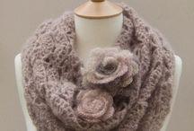 crochet, pretty patterns