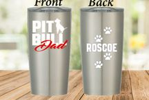 For Pet Lovers / Show Your Love For Your Pets With These Personalized Items.